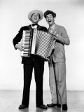Stooge, Dean Martin, Jerry Lewis, 1952, Accordian Prints