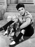 El rock de la cárcel, Elvis Presley, 1957 Fotografía