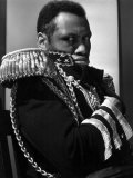 Emperor Jones, Paul Robeson, 1933 Photo