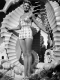 Bathing Beauty, Esther Williams, 1944 Kunstdrucke