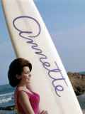 Bikini Beach, Annette Funicello, 1964 Poster