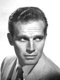 Bad for Each Other, Charlton Heston, 1953 Photo