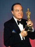 Bob Hope Eyeing the Academy Award Prints