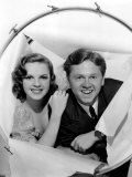 Strike Up the Band, Judy Garland, Mickey Rooney, 1940 Photo