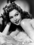 Go West Young Lady, Ann Miller, 1941 Prints