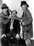 At the Circus, Chico Marx, Groucho Marx, Harpo Marx, 1939 Print