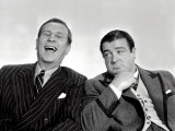 Bud Abbott and Lou Costello in Hollywood, Bud Abbott, Lou Costello, 1945 Photographie