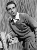 I Confess, Montgomery Clift, 1953 Photo
