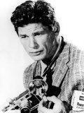 Man with a Camera, Charles Bronson, 1958-1960 Prints