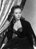 The Mississippi Gambler, Piper Laurie, 1953 Photo