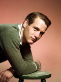 Paul Newman in the Late 1950s Poster