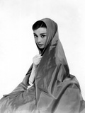 War and Peace, Audrey Hepburn, 1956, Cape Photo