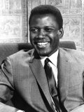 A Patch of Blue, Sidney Poitier, 1965 Foto