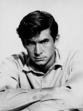 The Lonely Man, Anthony Perkins, 1957 Plakater