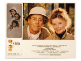 On Golden Pond, Henry Fonda, Katharine Hepburn, 1981 Photo