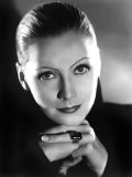 Portrait of Mata Hari, Greta Garbo, 1931 Pster