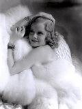Jean Harlow, 1930s Photo