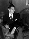 Clark Gable, April 13, 1933 Photographie