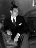 Clark Gable, April 13, 1933 Photo