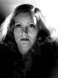 Greta Garbo, 1933 Photo by Clarence Sinclair Bull