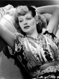 Lucille Ball, Publicity Portrait, November 1940 Prints