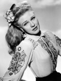 Ginger Rogers Prints