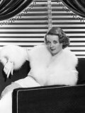 Bette Davis in the Mid 1930s Print