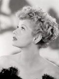 Lucille Ball Portrait, 1940&#39;s Print
