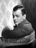 Joseph Cotten, Selznick International, 1949 Print