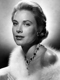Grace Kelly, 1955 Print