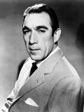 Anthony Quinn, United Artists Publicity Shot, 1957 Lminas