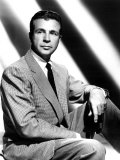 Portrait of Dick Powell Foto