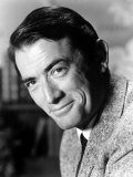 Portrait of Gregory Peck Print