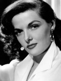 Portrait of Jane Russell Prints