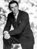 Gregory Peck, 1946 Photo
