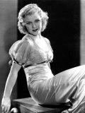 Gold Diggers of 1933, Publicity Portrait of Ginger Rogers, 1933 Prints