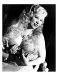 She Done Him Wrong, Mae West, 1933 Print