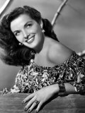 Portrait of Jane Russell Print