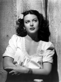Hedy Lamarr in Tortilla Flat, May 1942 Print