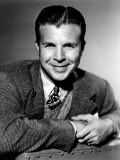 Dick Powell, c.1940s Poster