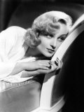 Portrait of Carole Lombard Prints