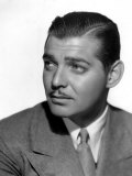 Clark Gable, May 12, 1936 Prints by Clarence Sinclair Bull