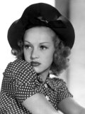 Betty Grable, Late 1930s Prints