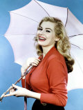 Anita Ekberg in the 1950s Photo