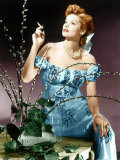 Lucille Ball, Late 1940s Poster