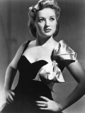 Betty Grable, c.1940s Photographie