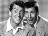 Dean Martin and Jerry Lewis, Early 1950s Photo