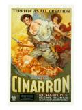 Cimarron, Richard Dix, Irene Dunne, 1931 Posters