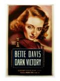 Dark Victory, Bette Davis, 1939 Photo