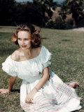 Teresa Wright, Late 1950s Prints